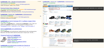 instant-preview-amazon-laufschuhe