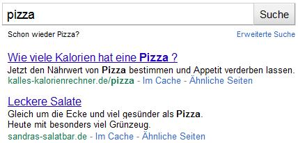 Schon-wieder-Pizza