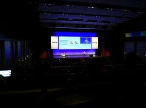 Rand Fishkin bei der ersten Keynote