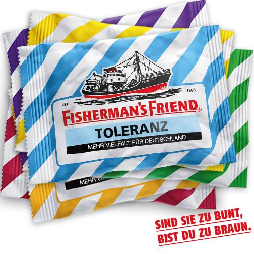 Fisherman's Friend Toleranz Heidenau Social Media