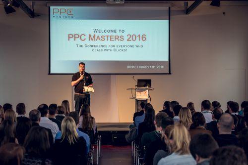 Lasst die Spiele beginnen: Eröffnung durch Andre Alpar Quelle: @ppcmasters.de