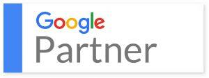 Altes Google Partner Logo