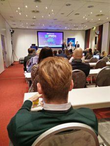Dr. Martin Schirmbacher und Michael Neuber diskutieren zur EU-Datenschutzrichtlinie