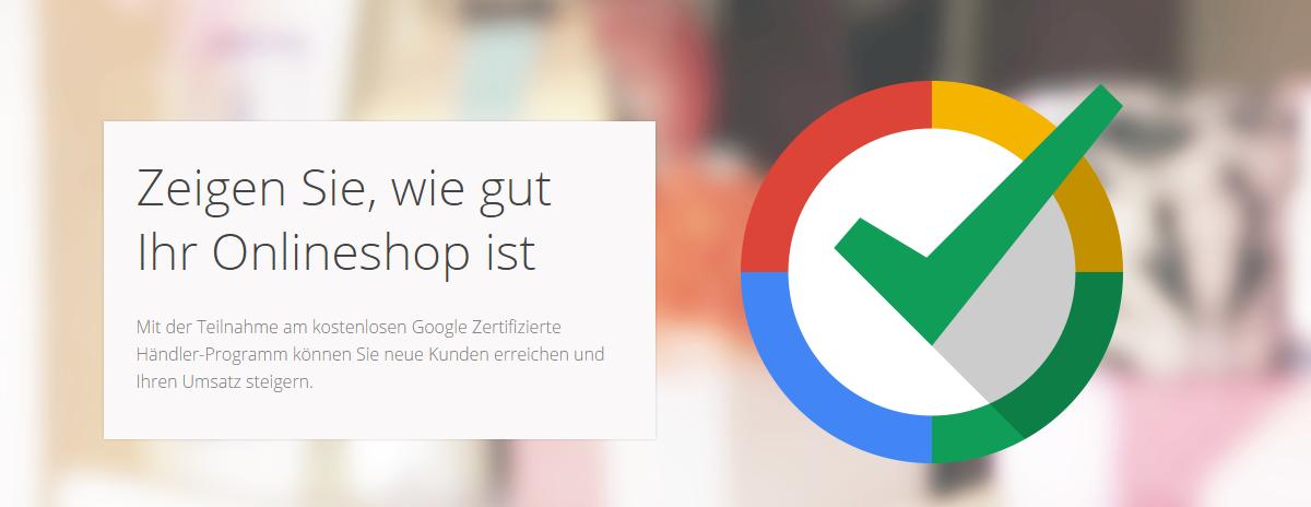 Google Zertifizierte Händler wird eingestellt | Bloofusion Blog