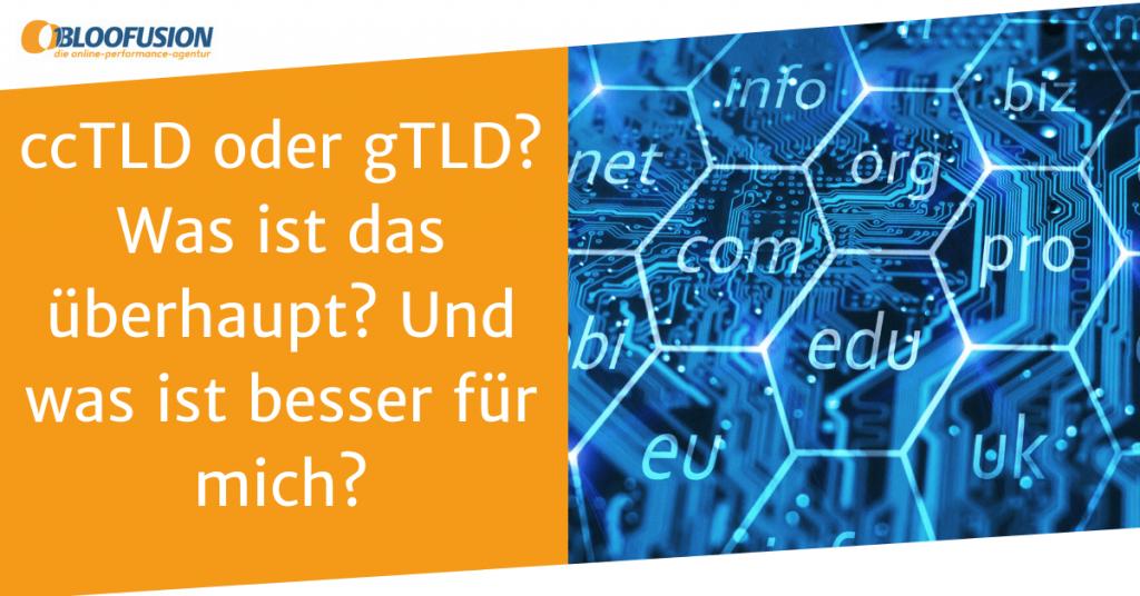 ccTLD oder gTLD - was ist besser für SEO?